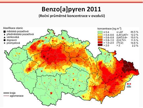 Analyza Znecisteneho Ovzdusi Na Ostravsku Akademicky Bulletin
